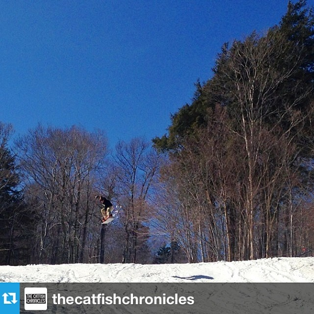 #passitonproject photo of @ralphskuch poppin n lockin in #VT  #Repost from @thecatfishchronicles