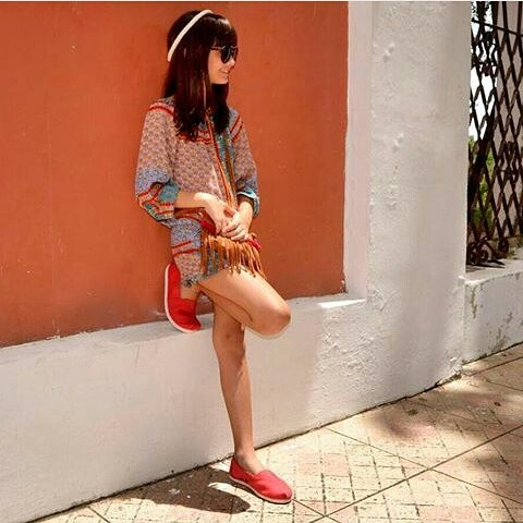 Look folk by #perkyshoesar  #perkyxahi #folk #style #look #shoes