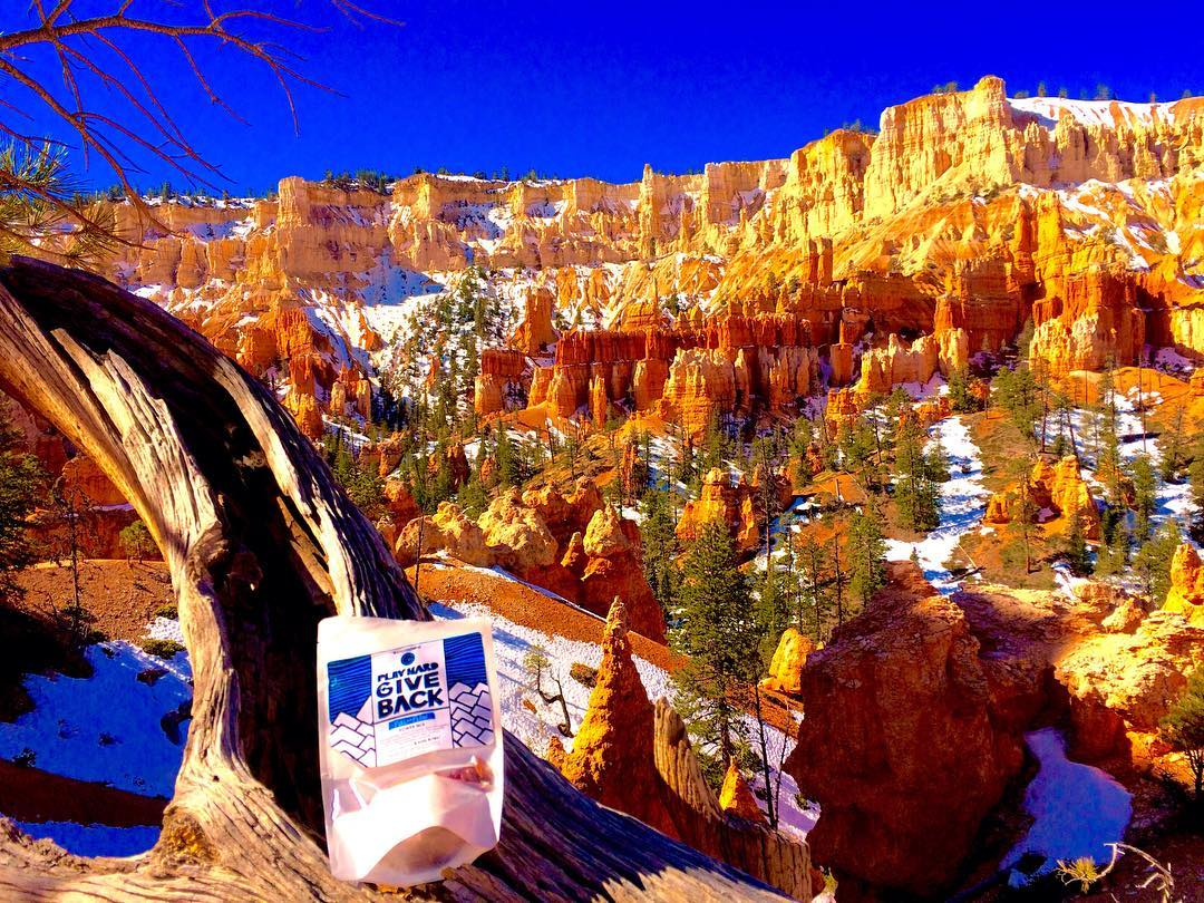 I may be biased, but I can't decide what is more beautiful... Bryce Canyon or PHGB Fuel & Flow Trail Mix. Thoughts and opinions?!