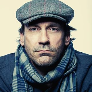 What look is @jon_hamm giving  in the new @vanityfair ? Blue Steel? Ferrari? Le Tigra?#kangol