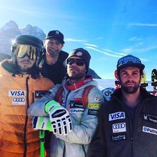"@sosoutreach ambassador and @usskiteam athlete, @steven_nyman recognized for his powerful team-centered philosophy. ""It's [#teamwork] important. I do this – we do this – not only to create a stronger team, but because it's satisfying when you see your..."