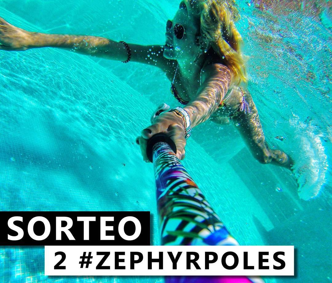No te olvides de participar en el sorteo de 2 #ZephyrPole !!! Para participar: 1.- Seguí a @zephyr_gear y @stephaniedemner 2.- Comenta con quien lo usarías! 3.- Likea la foto.  Fecha de sorteo: 14/03/16  Mucha suerte!