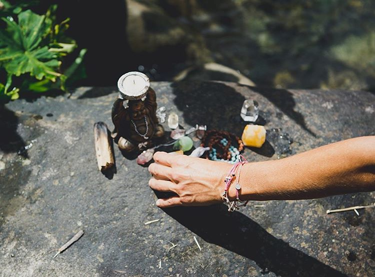 """""""Some crystals contain minerals that are known for therapeutic properties, and can heal holistically. They are a gentle way to work on the physical, emotional, mental, psychological and spiritual levels of being. I believe that we all have the right to..."""