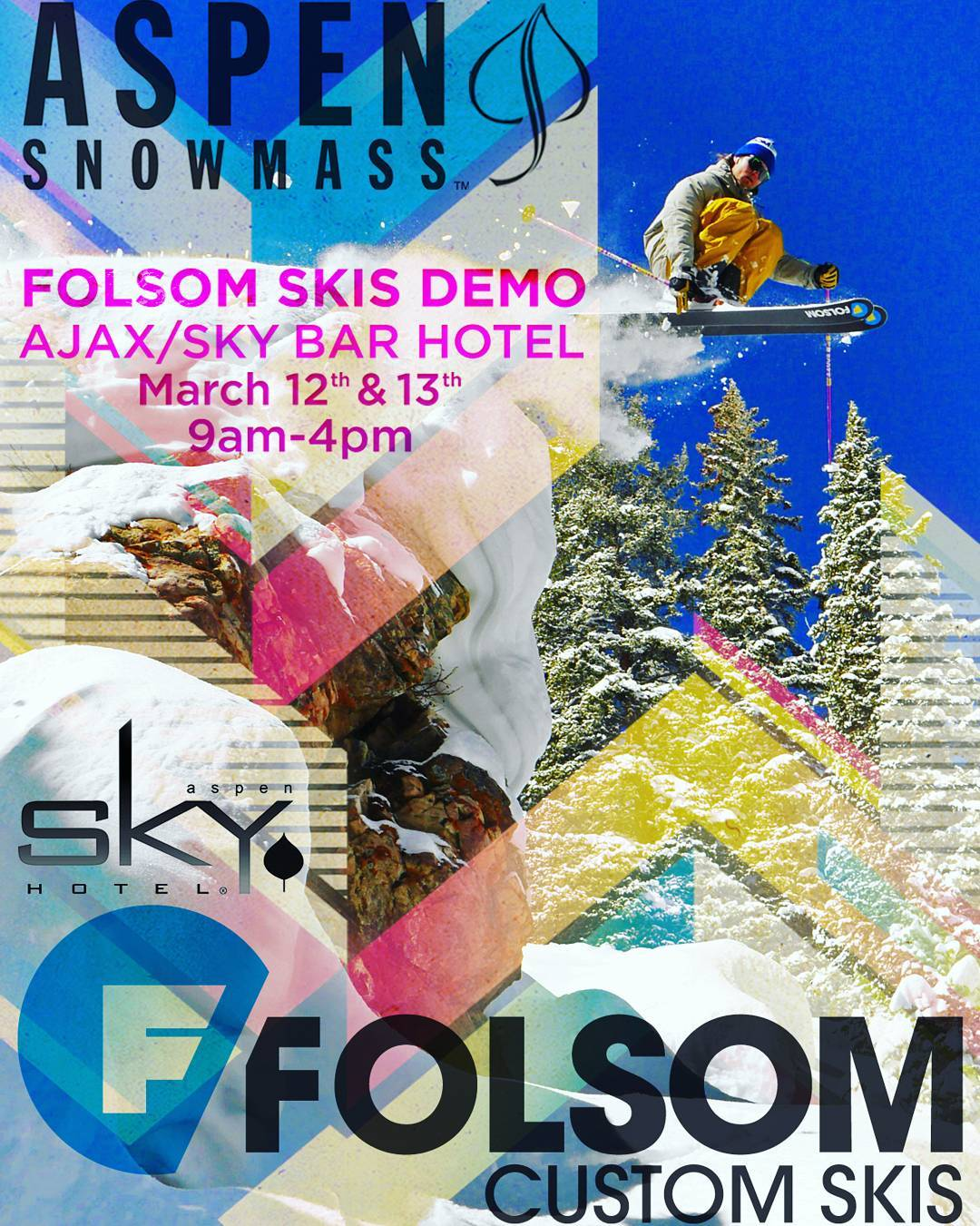 Shred with us @aspensnowmass this weekend! Get dialed in for next season by trying anything from our new demo fleet.