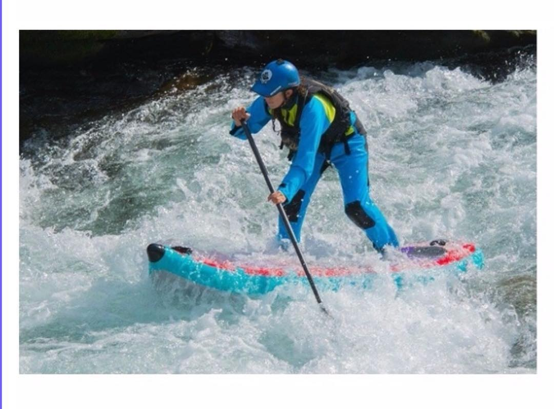 March is the time of year that all whitewater paddlers look forward to. The weather gets warmer, the snow melts, and the rivers start to rise.  Check out our latest blog post by Nadia Almuti on our new whitewater must have the Hala Atcha...