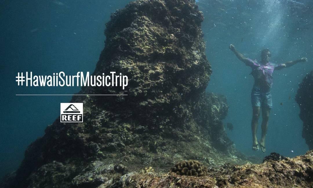 Seguí las fotos del #HawaiiSurfMusicTrip en nuestro Facebook!