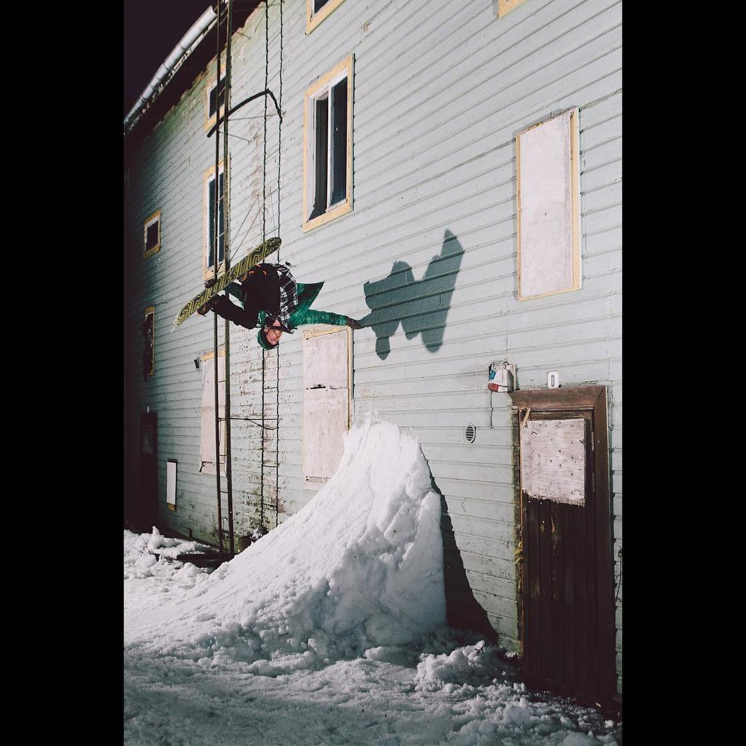 @zakkezakke is our boy in #Finland - he is always at a new spot ripping a creative line.