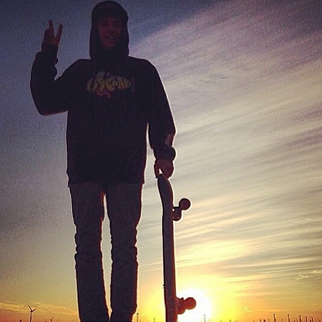 HBD 2 team rider Mitch ( @mitch_stfg ) !! May the next 23 years be even radder than these past 23 have already been 〰
