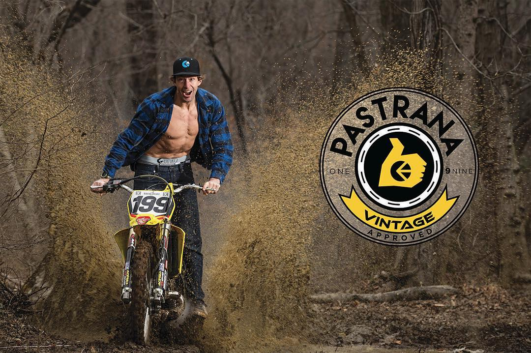 #XGames legend @TravisPastrana's new vintage collection of @Ethika underwear will go on sale tomorrow!