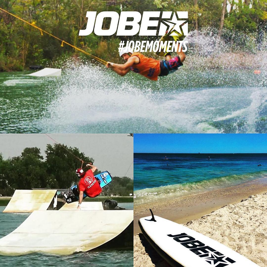 Many people enjoyed the water again this week as we received some great #jobemoments! This week's #jobemoments are shot by @esteban_cacace @giannibonoli & @michalebriant Make sure you create some #jobemoments this weekend and maybe we will include your...