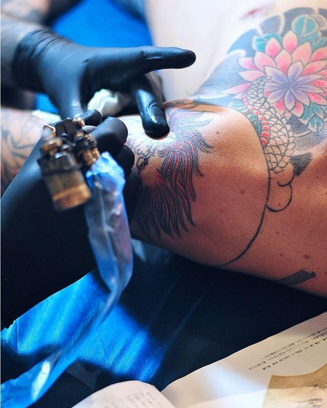 Tattoo Session