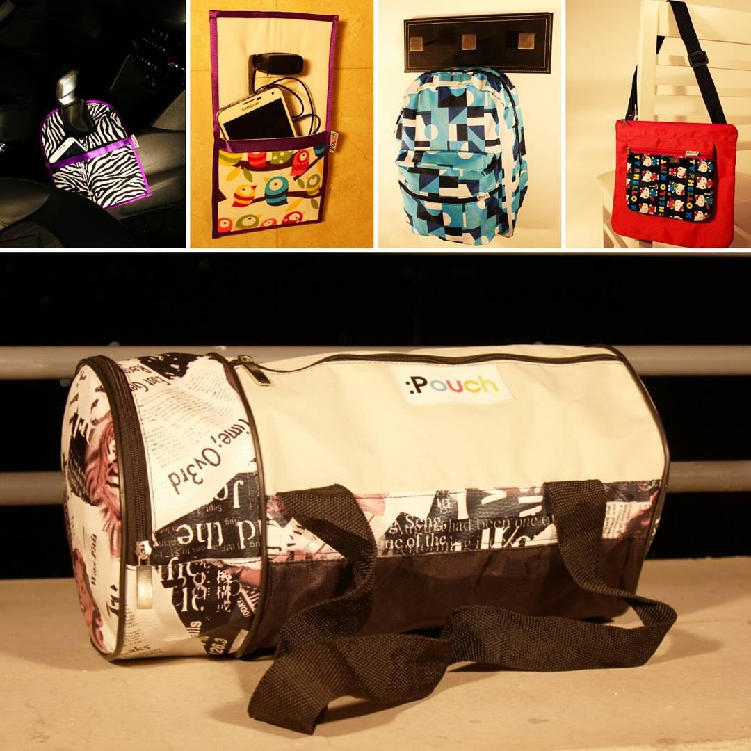 Conocé algunos de nuestros productos!!! www.the-pouch.com.ar