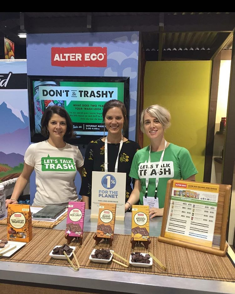 Have a booth at #ExpoWest2016? Let us know, we'd love to visit!