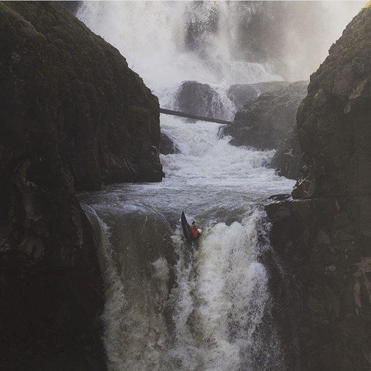 TGIF // @bennymrr dropping falls