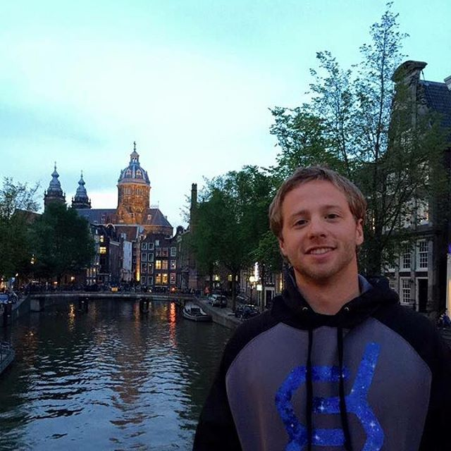 Live from Amsterdam! #vacation #travel #amsterdam #justsendit #WhoaBrah