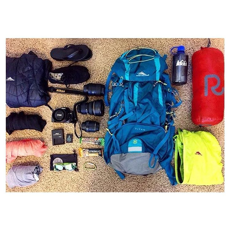 @lexjaye shows us what she's packing for her next adventure.