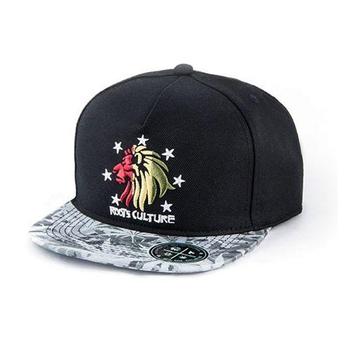 Boné QIX Lion Roots. Disponível nas lojas de todo o Brasil.