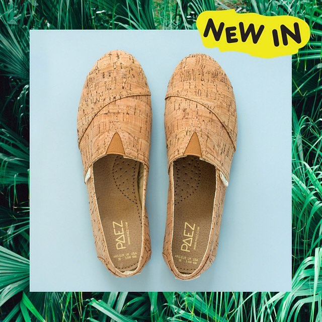 New In, New Styles! Que les parecen estas Paez nuevitas? - Cork Mode On!