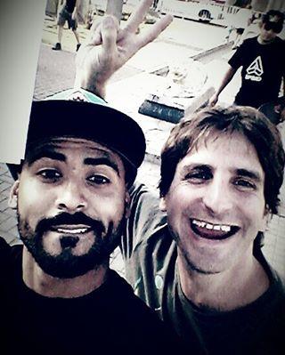 Jandro Diaz y el Tuna representando @labskateboarding en el evento de skateboards y longboards / MORON. Jandro participo de la demo profesional y fue jurado en la categoria proncipiantes. #labskateboarding #jandrodiaz #tuna #moron #demo