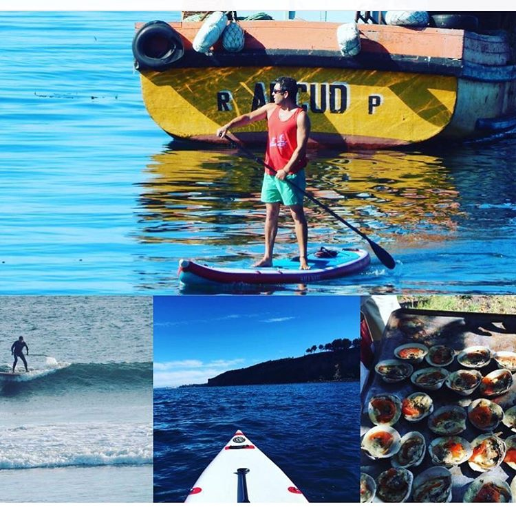 @vivesup enjoying his last days in southern Chile before heading back to the states. #halagear #adventuredesigned #supsurf #isup #inflatable #sup #paddleboarding #stand_up_paddle #chile #standuppaddle #ocean #water #sealife #travel #weekendvibes #suplife