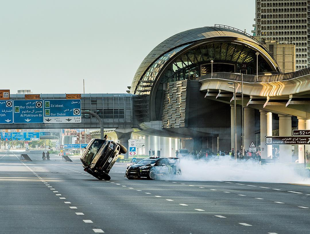 Longtime DC photographer Mike Blabac (@blabacphoto) was on hand in Dubai to shoot @Kblock43's #GymkhanaEight and came back with some amazing photographs. Now available are 43 limited edition prints signed by Ken and Mike, click the link in Mike's...