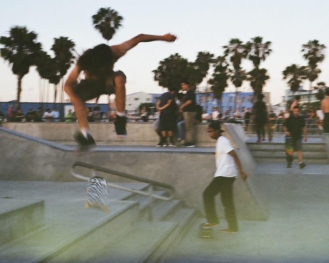 Go Skate >> LA
