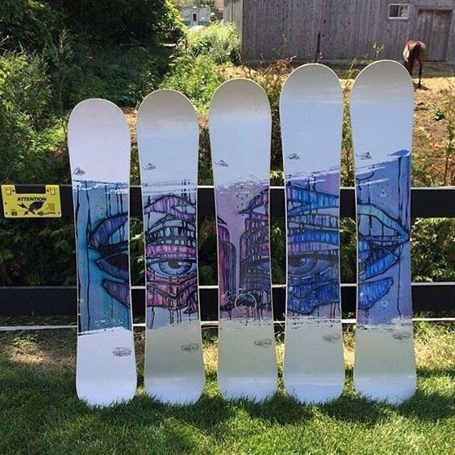 "The Legacy Project: Pat Moore - ""I never really cared about the graphics on my board until I was about 13 or 14, which was my 5th year or so snowboarding. I remember it was my first chance to get a free board from Burton and it was the year Terje's..."