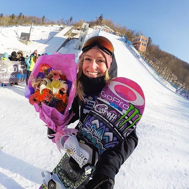 Congrats to our girl @jamieanderson who won the @worldsnowboardtour Championships Big Air today in China! Stay tuned for more info on the big air expression session Jamie will be hosting at the B4BC Snowboard + Music Festival on April 2 at...