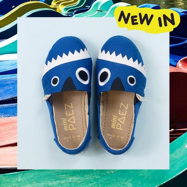 Monstruito Tiburón! ¿Que les parecen estas nuevas para los peques? - New In for the little ones