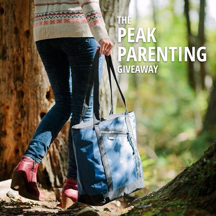 Don't forget to put your name in the hat for our #PeakParenting #Giveaway! We are accepting entries through today--Monday, March 14th!  To enter: Simply click the giveaway link under our profile and sign in!  Don't forget to follow @Flowfold and...
