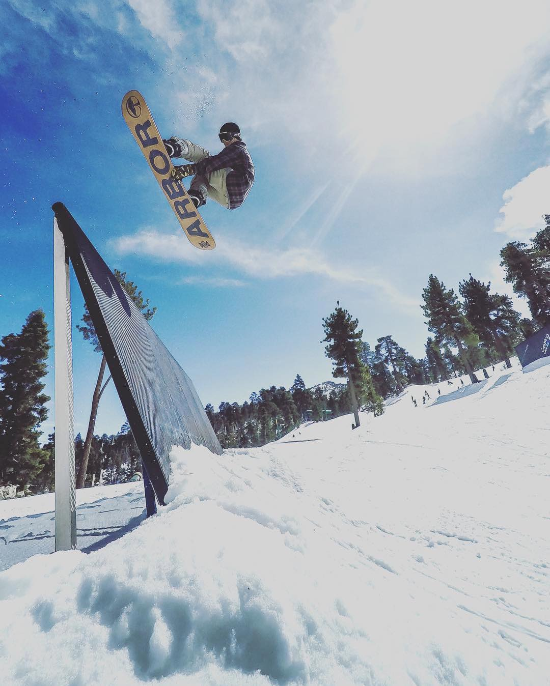 #Repost @jakeschaible ・・・ @bear_mountain #GoProPark