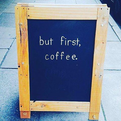 #Mondays ☕️☕️