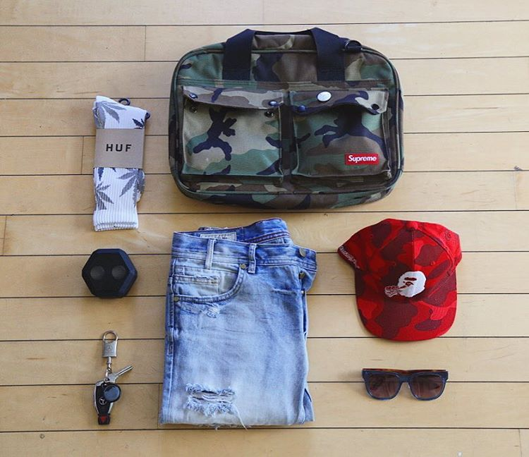 Essentials #Boombotix  #WDYWT #Bape #Supreme #Huf #Essentials