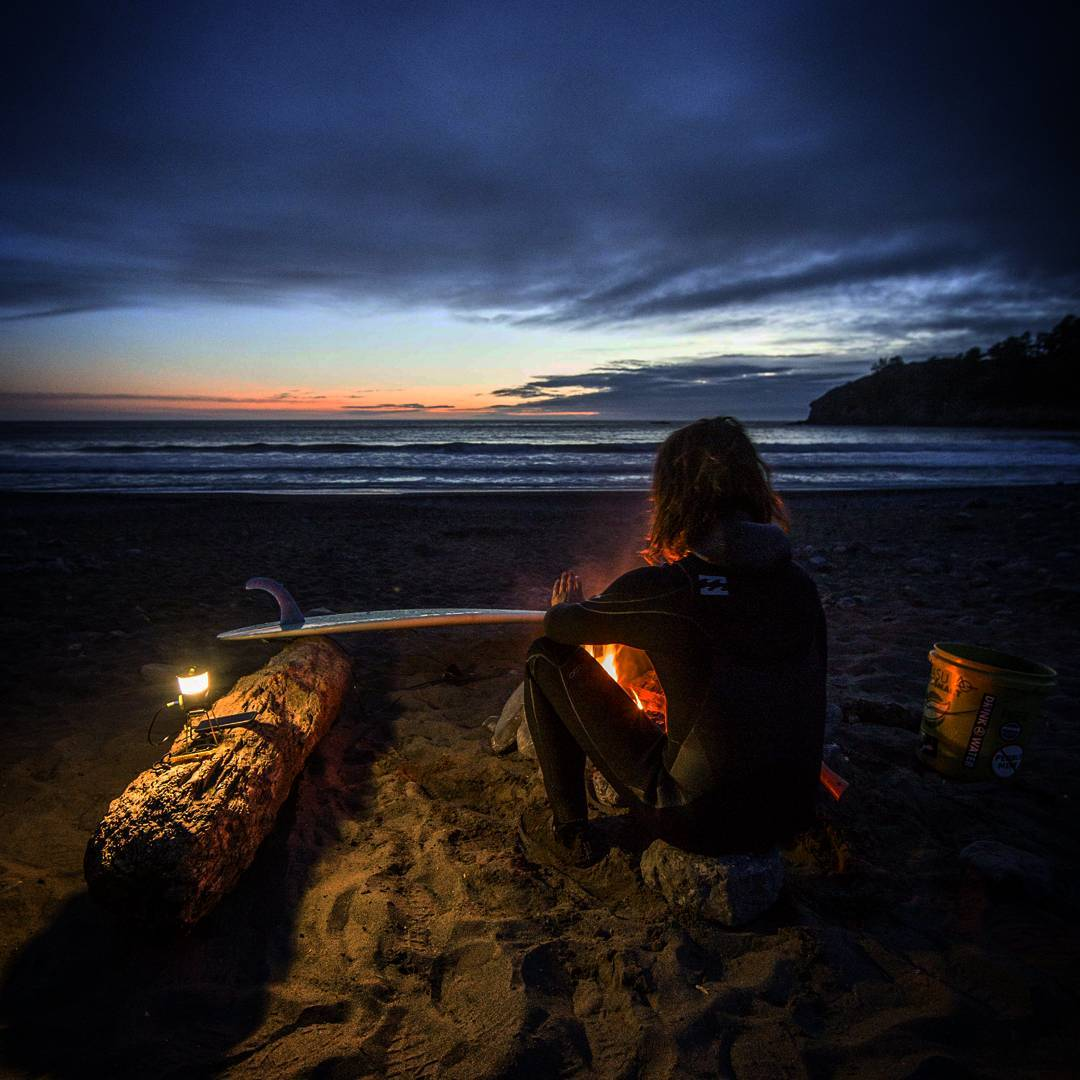 A mellow evening with the Lighthouse Mini. #GetOutStayOut