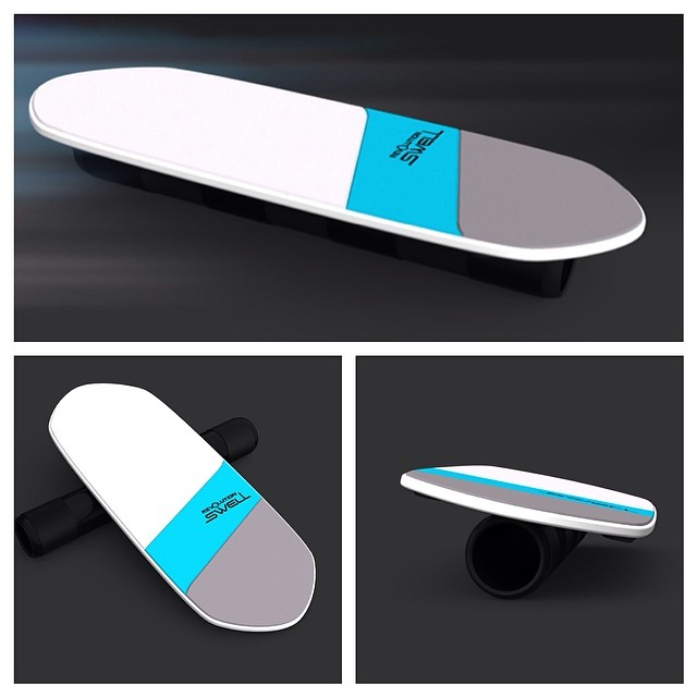 Brand new for 2014, our Swell balance board is the best choice for surfers, paddle boarders, wakesurfers and long boarders. Check it out now on our website www.revbalance.com