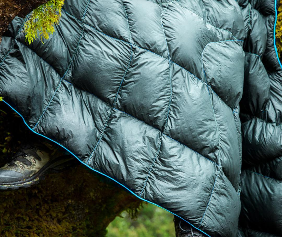 Immerse yourself in an ultra packable cloud of warmth and coziness. The brand new Down Puffy just launched today....