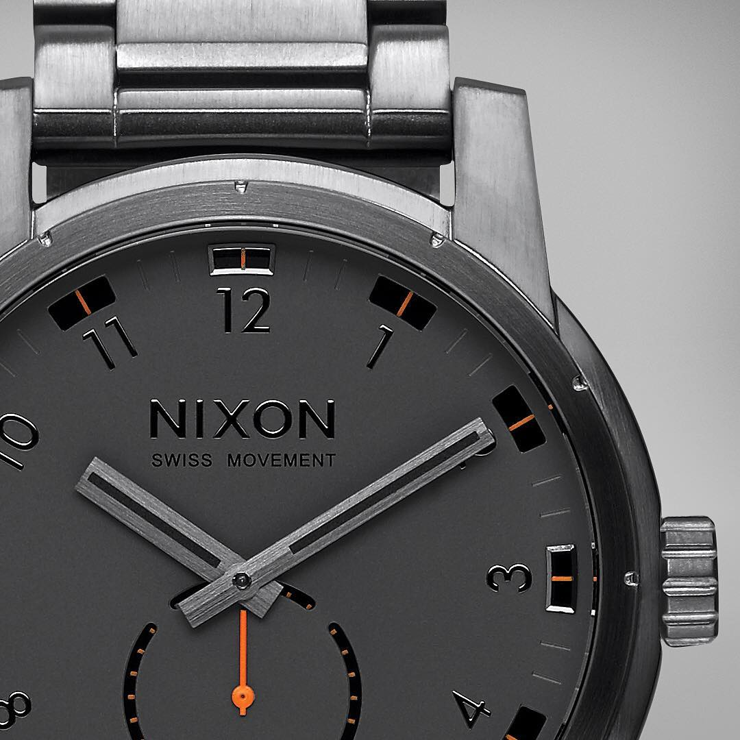With its exposed construction and materials with meaning, the #Patriot draws inspiration from the world of industrial design and the creative minds within it. #Nixon