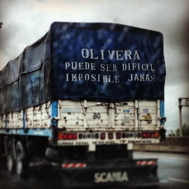 El viejo Olivera usa QA, seguro!