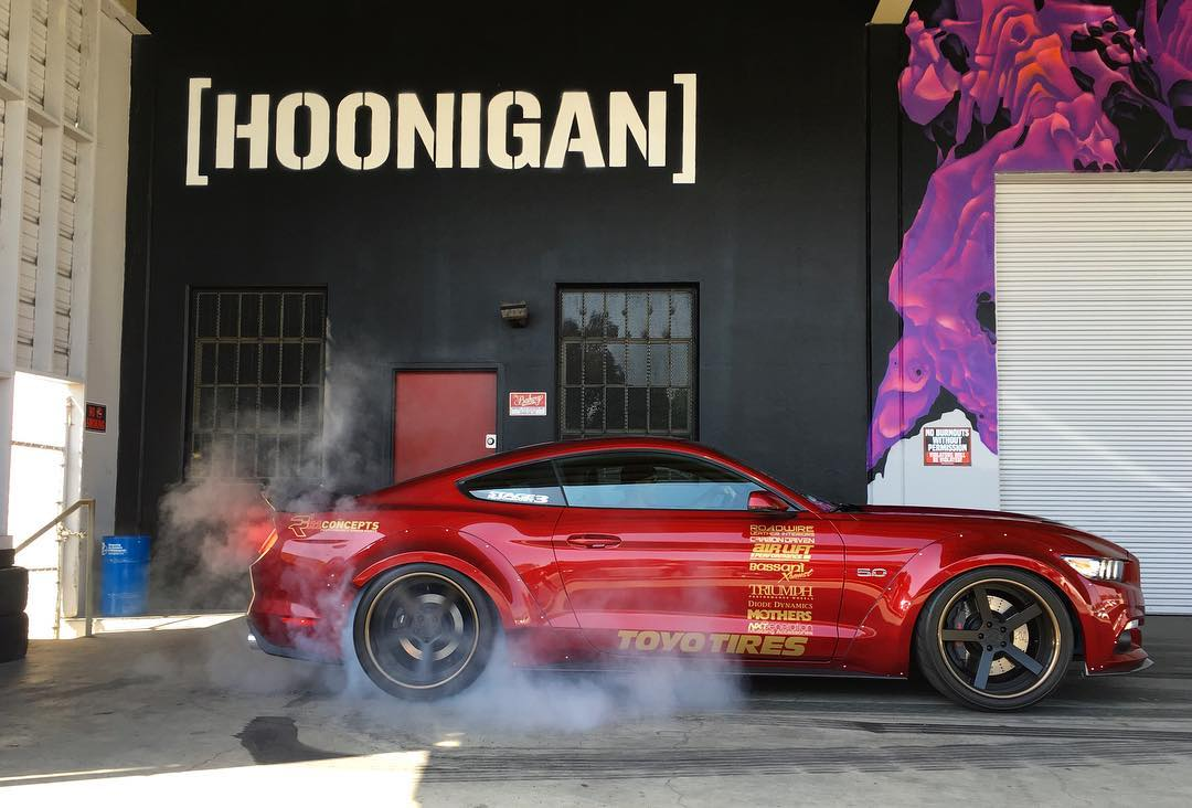 Who is coming down this Saturday for #HNGNclubdays, Mustang edition? @bcmc_mustang will have their raddest whips out and will be killing tires at 5pm.  _____ 12-5pm 621 Golden Ave Long Beach, CA 90802
