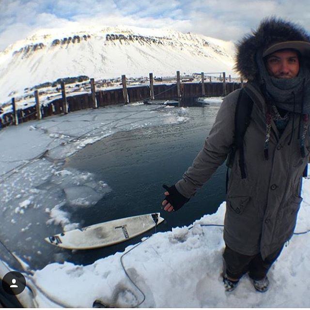 @timmyreyes docking his vessel in Iceland. @proliteint is built for those who go to great lengths in pursuit of what they love. #surftravel #teamprolite #overonebillionmilestraveled #getthere