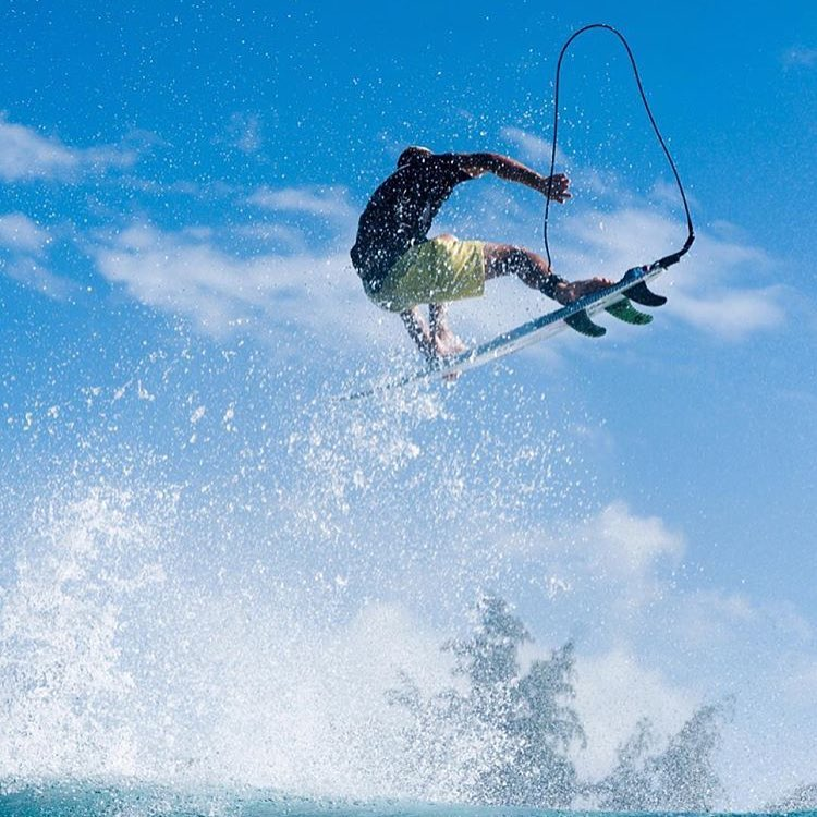 #repost from @raen. @josh_kerr84 with a little Monday morning pick me up. #teamprolite #microdot #surftravel #surf @woodygphoto