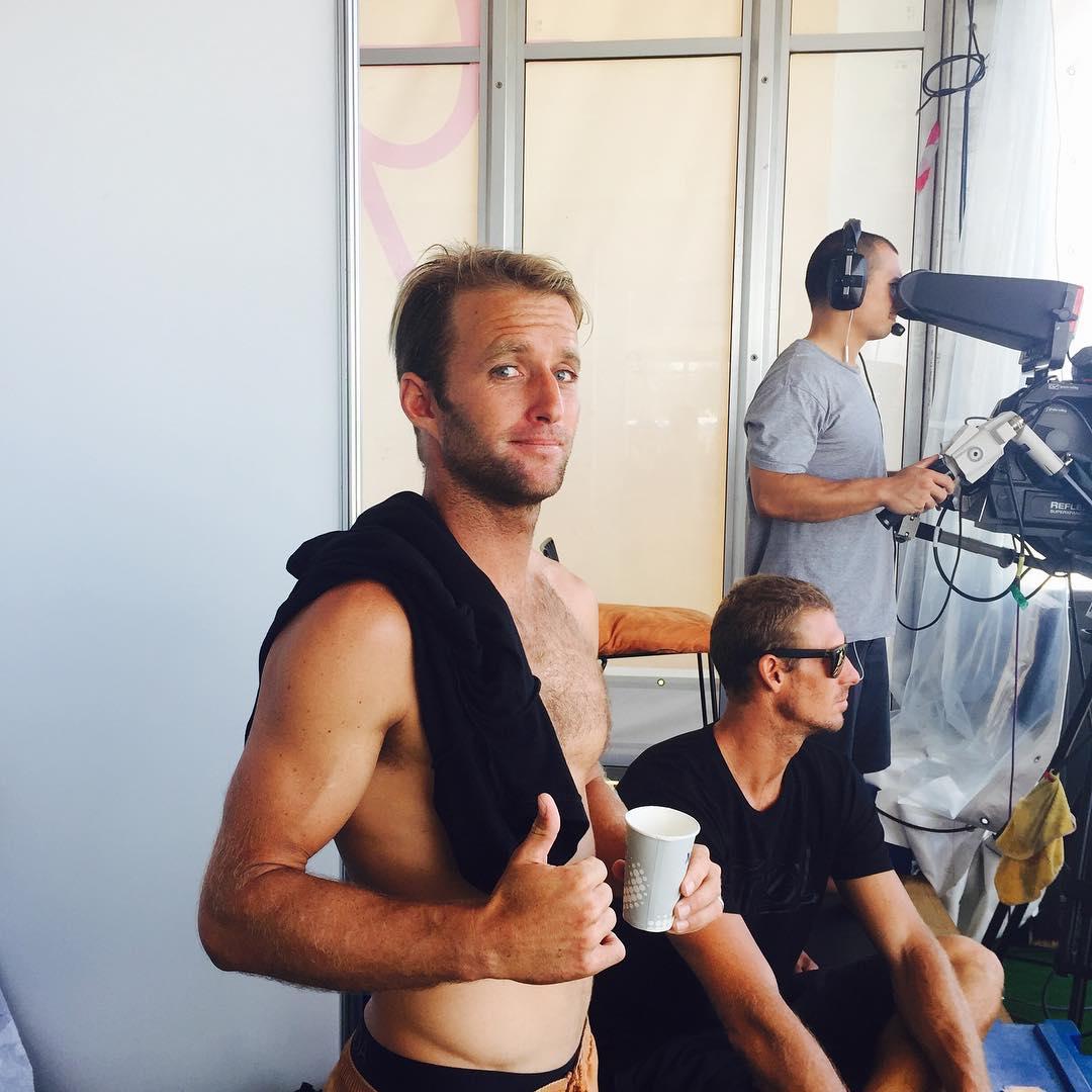 Josh (3DFINS) up next round 3 surfs pumping. #3dfins #dimpletechnology #joshkerr