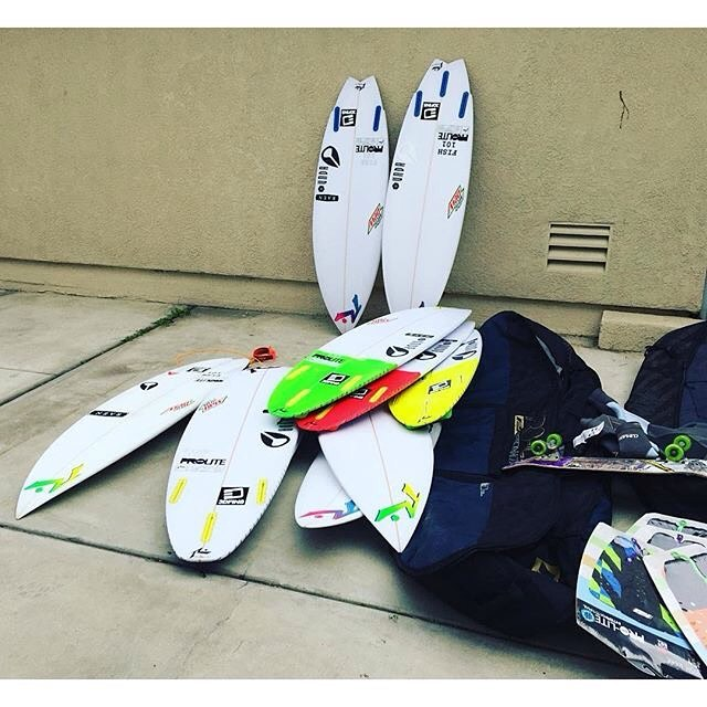 Snapper quiver ready! Lets do this @josh_kerr84
