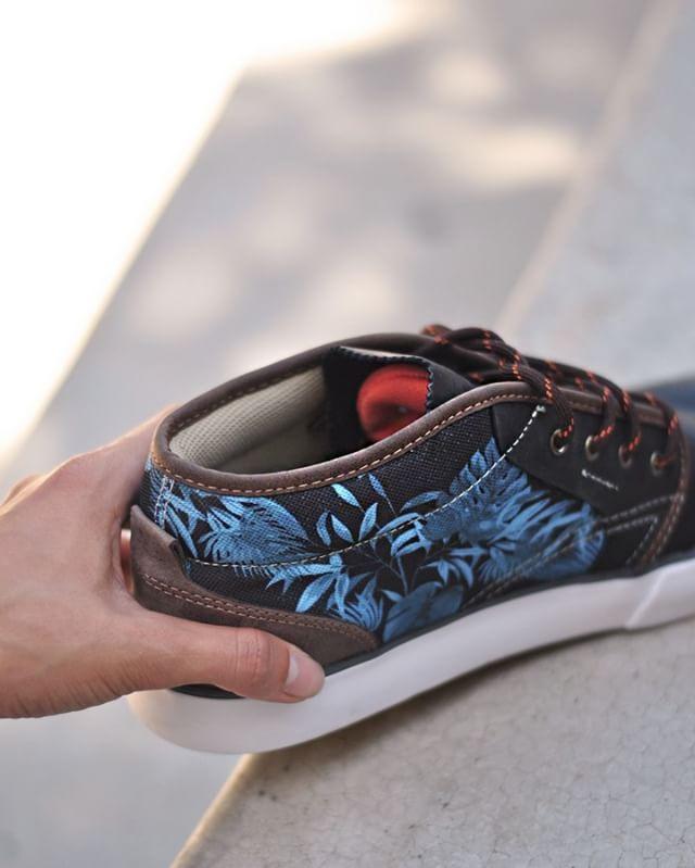 Spiral *RV LEAVES MID Disponible en nuestra tienda online >> www.spiralshoes.com #SpiralShoes #QualityShoes #Goskate #Skateboarding #Skatelife #Skateshoes