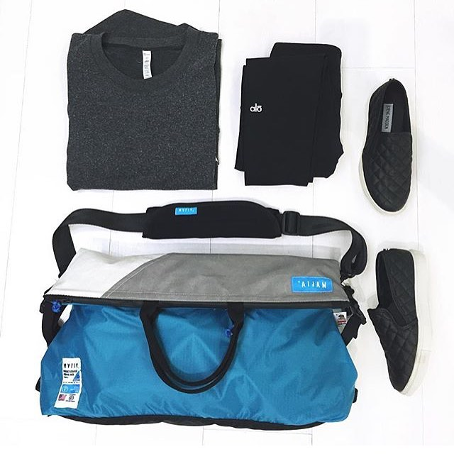 @brigadela product selection // ready for anything!  #mafiabags #dayrunner #keepgoing