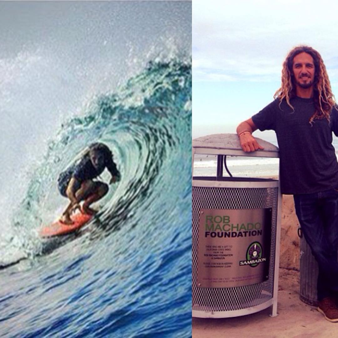 Let the SurfHard GiveBack features begin! We will be featuring all types of surfing related content that the PHGB team is stoked about over the next week.  The photo on the left was snagged by @lieberfilms and is of surf legend @rob_machado getting...