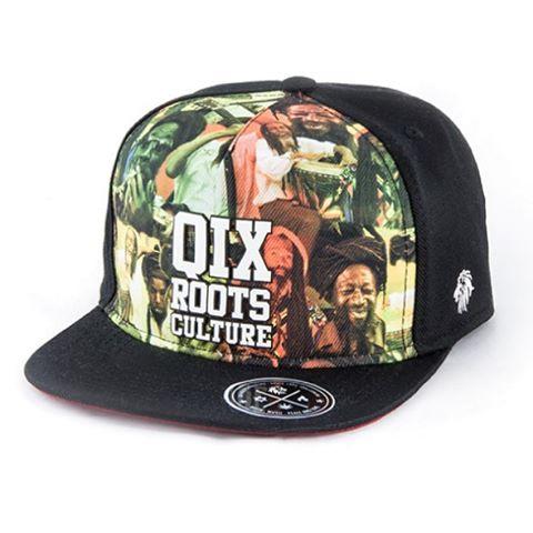 Bonés QIX Roots Culture... Disponível nas lojas de todo o Brasil.