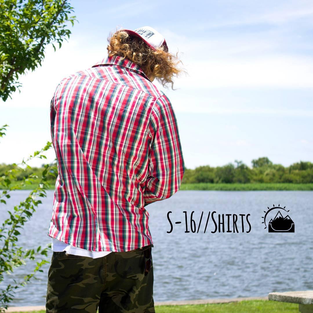 // Les gustaron nuestras camisas? // Los esperamos en Facebook para que puedan ver todos los modelos! // Envios a todo el pais!! // #livewell #stopollution #summer #ss16 #ss16collection #surf #beach #skate #sun #new #shirts #clothing #boarding #coast...