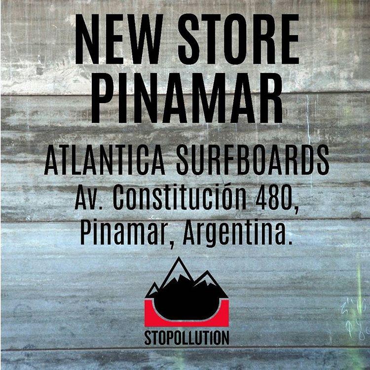 // ++NEW STORE PINAMAR++ // Gracias a los amigos de @atlanticasurfboards por confiar en nosotros! // Los esperamos a todos en Avenida Constitución 480, Pinamar. // #pinamar #argentina #new #store #verano #summer #costa #costaargentina #playa #beach...