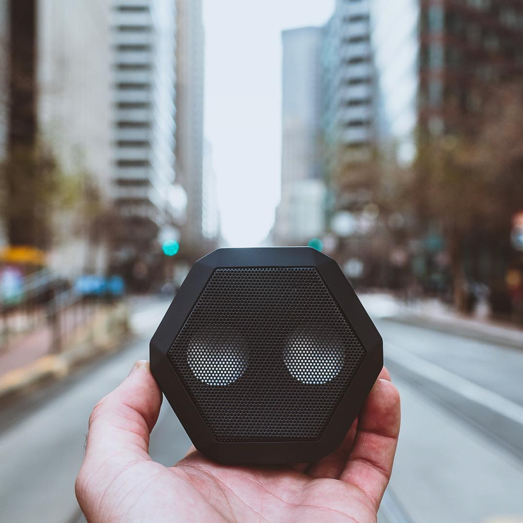 The weekend is in sight. #Boombotix  #essential #audiophile #portablespeaker #design